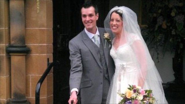 Ian and Gemma Redmond