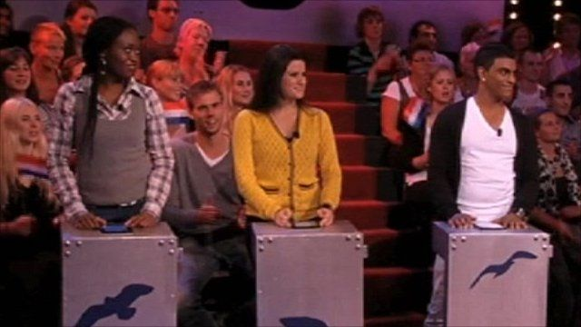 Dutch asylum seeker gameshow