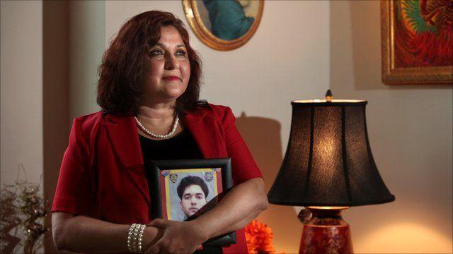Talat Hamdani whose son died in 9/11