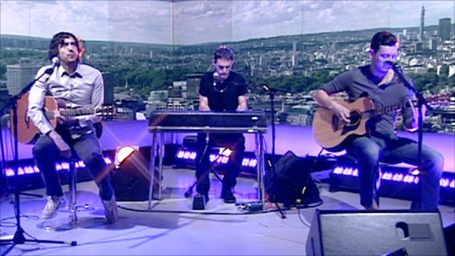 Snow Patrol on The Andrew Marr Show