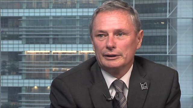 Alan Koziarski, regional director of New Zealand Trade and Enterprise.