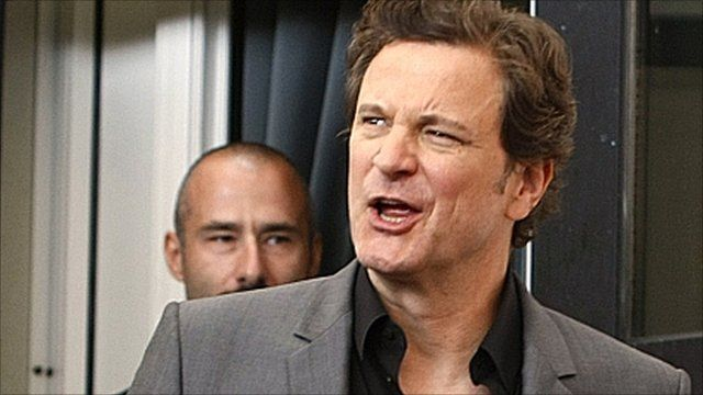 Colin Firth who stars in the film adaptation of Tinker Tailor Soldier Spy.