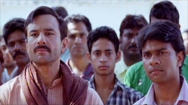 Clip from the film Aarakshan