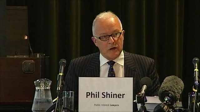 Phil Shiner, Mousa family lawyer