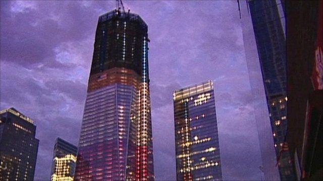 New York's 'ground zero'