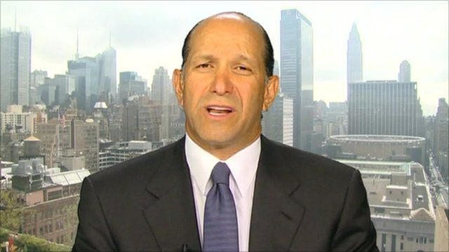 Howard Lutnick, CEO and Chairman of Cantor Fitzgerald