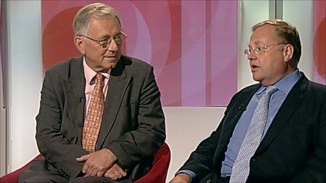 Peter Bottomley and Lord Rennard