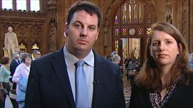Andrew Percy and Alison McGovern