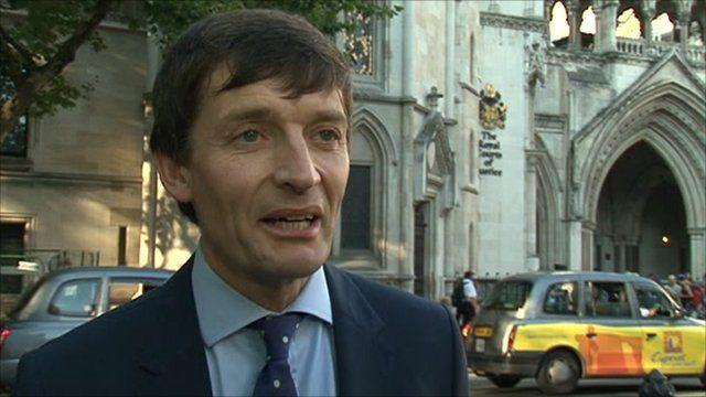 Marcus Partington senior lawyer at Trinity Mirror