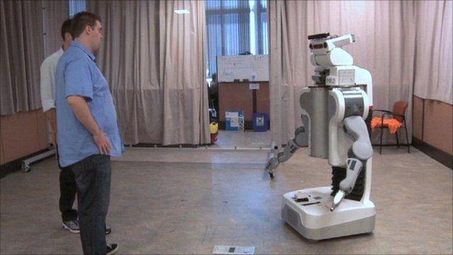 'Social' robot