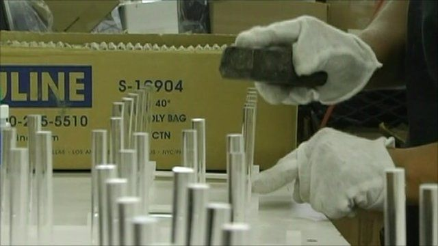 A plastic product manufacturer in New Jersey