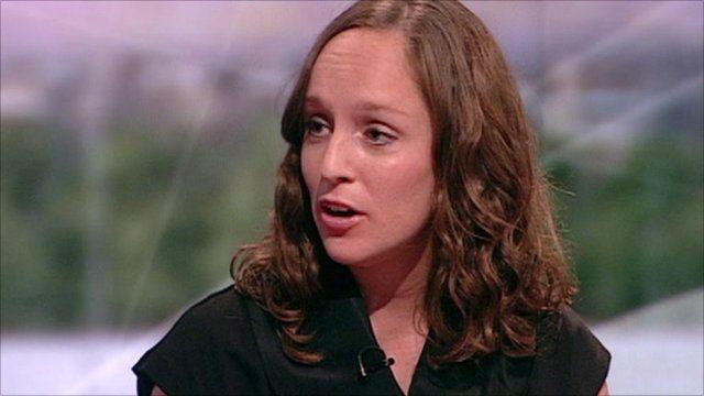 Hazel Nunn from Cancer Research UK