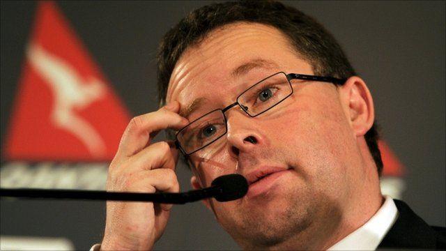 Qantas Chief Executive Alan Joyce
