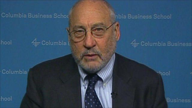 Prof Joseph Stiglitz