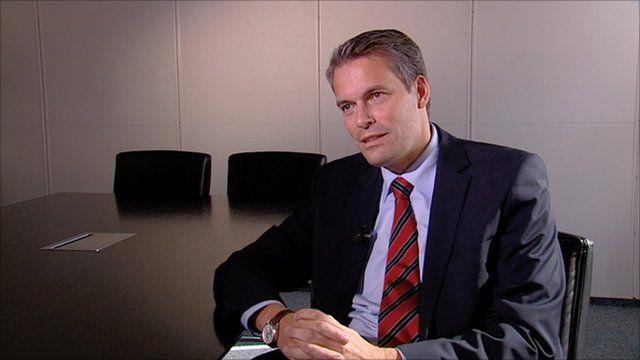 Dr Jochen Keysberg of Bilfinger Berger