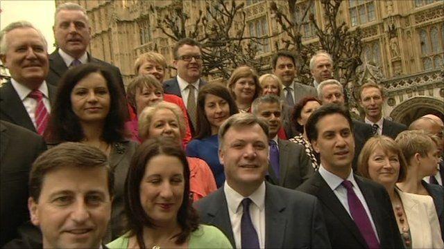 Ed Miliband's team