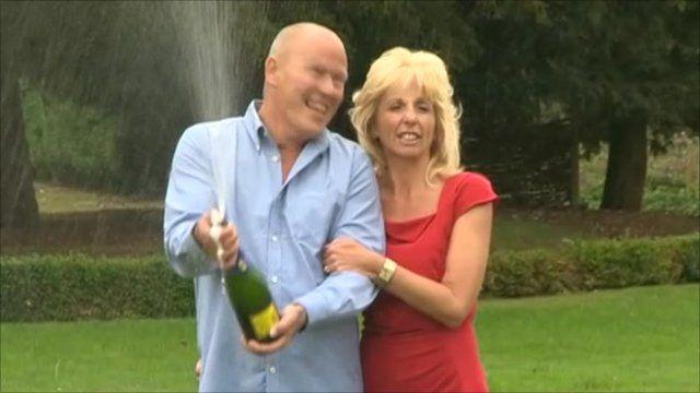 Dave and Angela Dawes