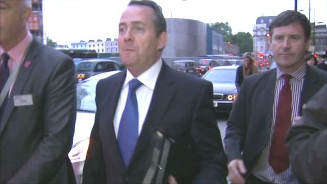 Liam Fox faces inquiry over allegations