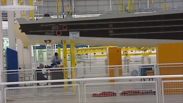 Inside the new Airbus factory