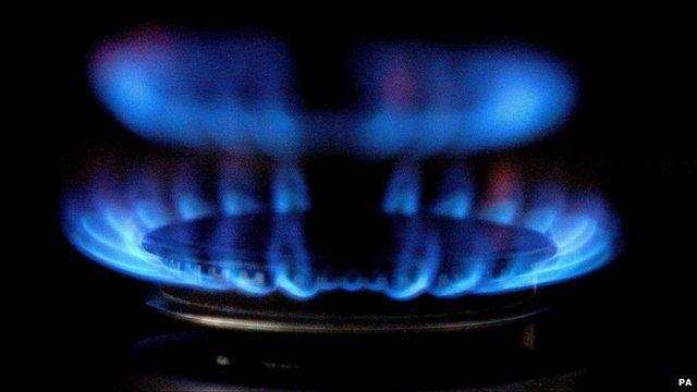 Gas cooker hob burning