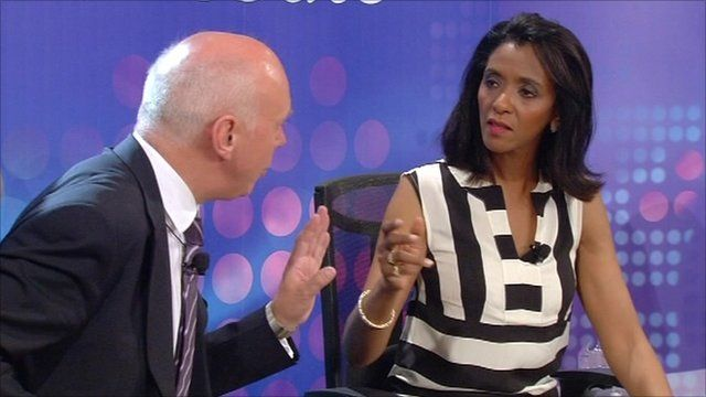 BBC World Debate Rome