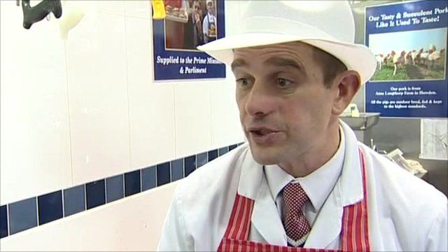 Butcher in Wakefield