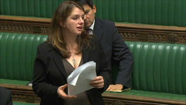 Alison McGovern, MP for Wirral South