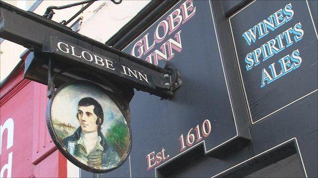 Globe Inn Dumfries