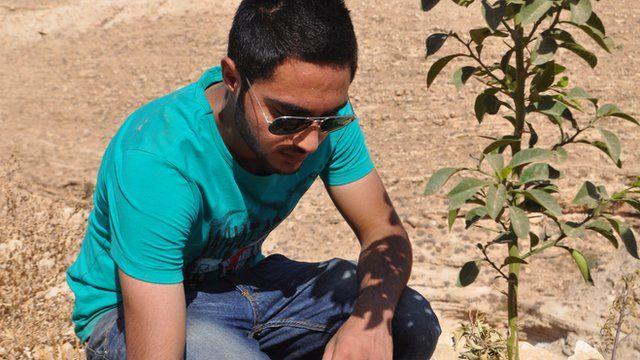 Mousa Ouran - Jordanian Farmer