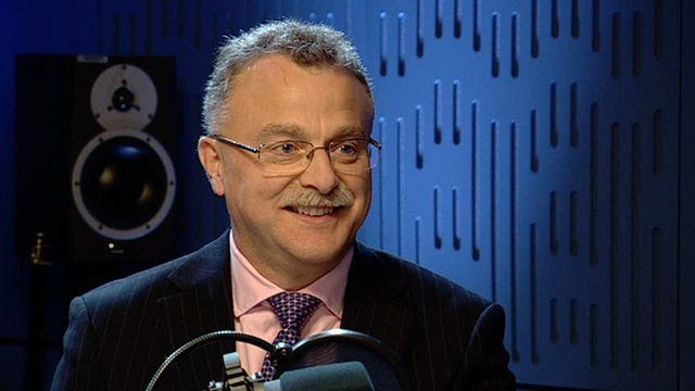 Julian Roberts, chief executive, Old Mutual
