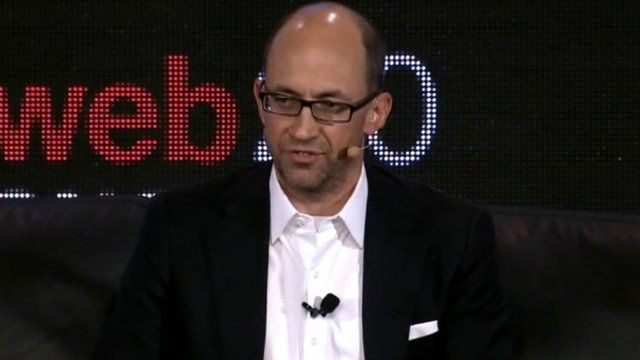 Twitter's chief executive officer Dick Costolo