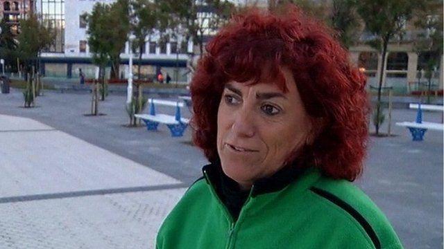 Resident from San Sebastian, Basque country