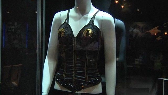 Madonna outfit