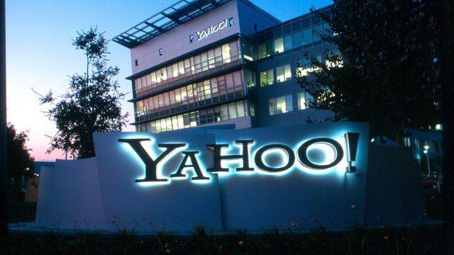Yahoo headquarters, California