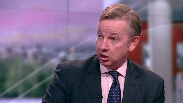 Michael Gove MP