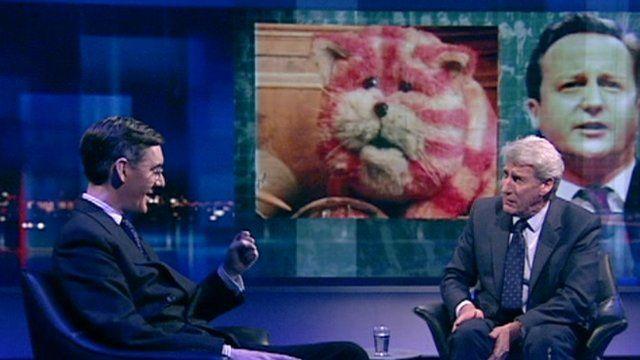 Jacob Rees-Mogg, Bagpuss and Jeremy Paxman