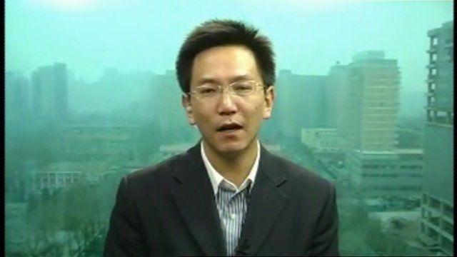 Professor Xie Tao