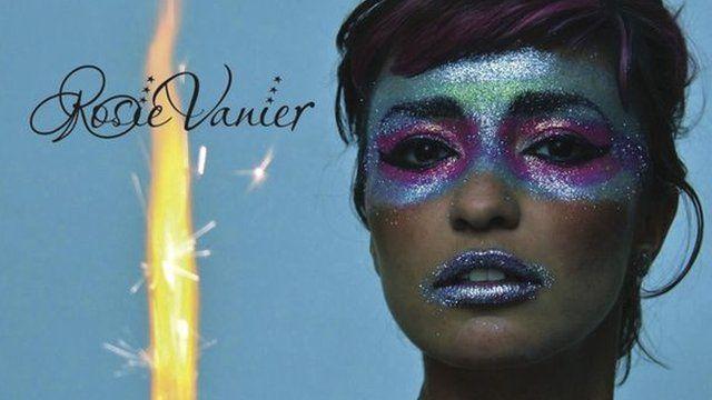 Rosie Vanier EP cover