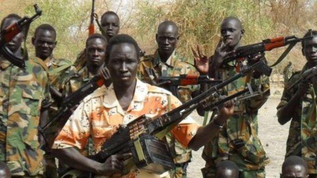 South Sudan rebels: SSLA 'surrenders'