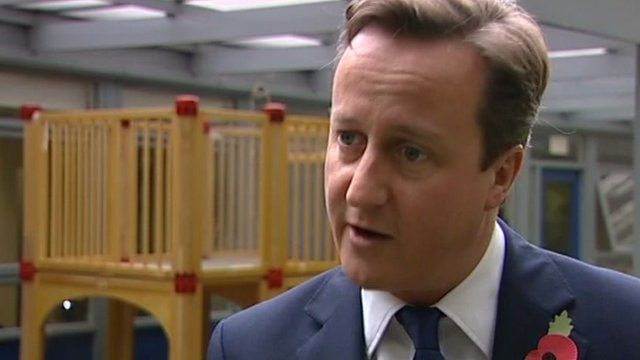 David Cameron urges pro- adoption attitude