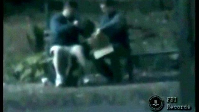 FBI surveillance video
