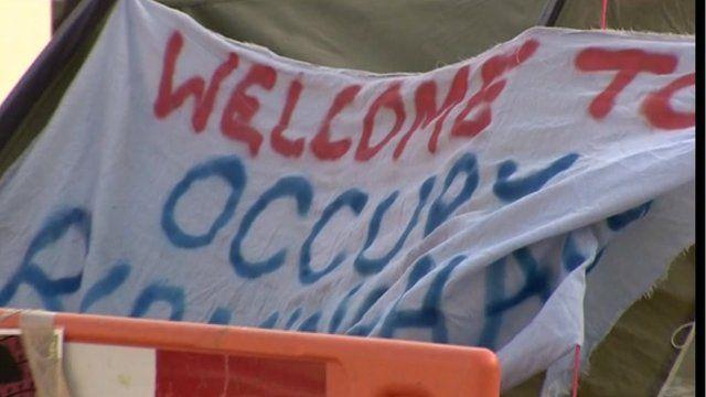 Protests in Birmingham