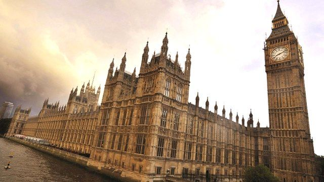 House of Commons, Westminster