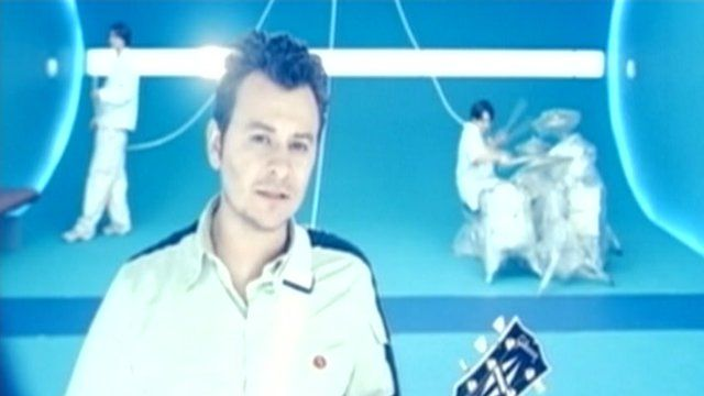 An image from the Manic Street Preachers If You Tolerate This music video