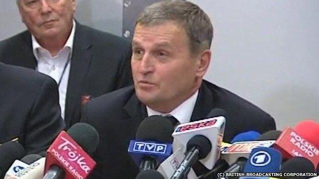 Tadeusz Wrona, pilot