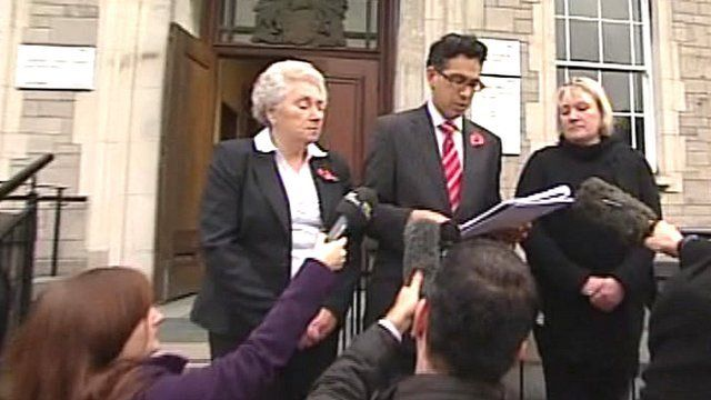 Soyab Patel, solicitor for Margaret Masson, said this was an incident that could and should have been avoided