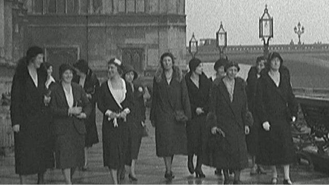 Women MPs (Archive picture)