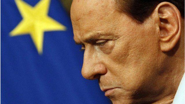 Italian Prime Minister, Silvio Berlusconi