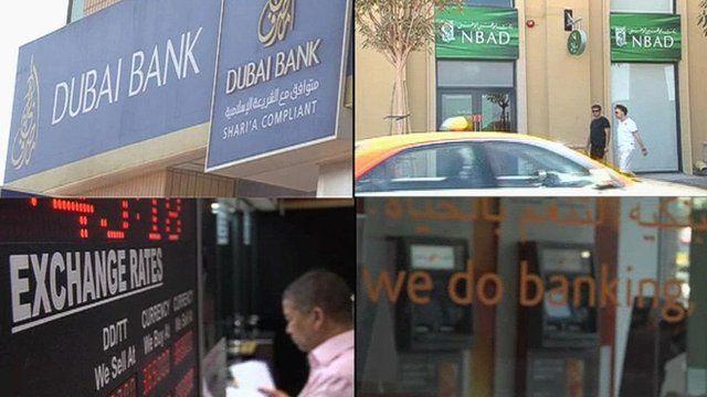 Dubai's banks