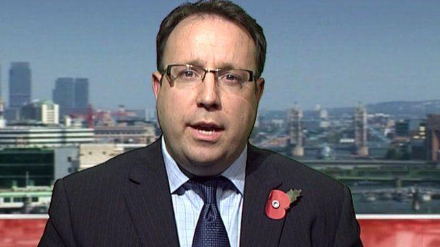 Russell Hobby, General Secretary of the NAHT
